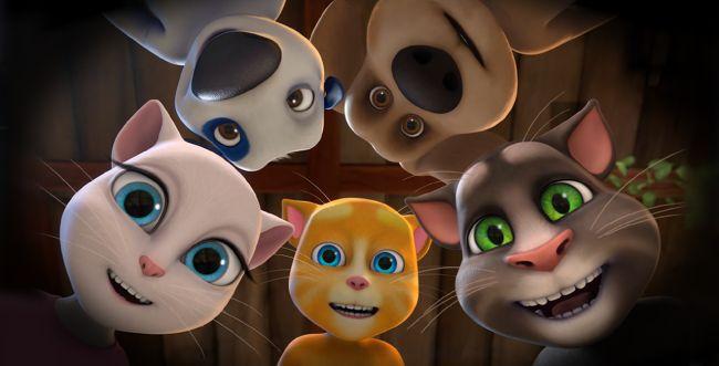 """""""תום החתול המדבר וחברים"""" עובר לטלוויזיה ומציג סדרת מוצרים נרחבת"""
