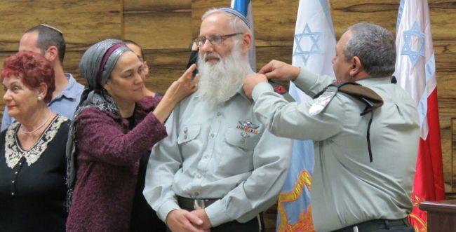"""מול כל המקטרגים: הרב אייל קרים מונה לרבצ""""ר"""