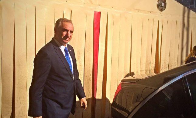 מי היה מאמין:  'התקוה' בארמון הנשיאות בטורקיה