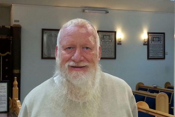 הרב יוסף וייצן פותח את חודש הארגון של עזרא