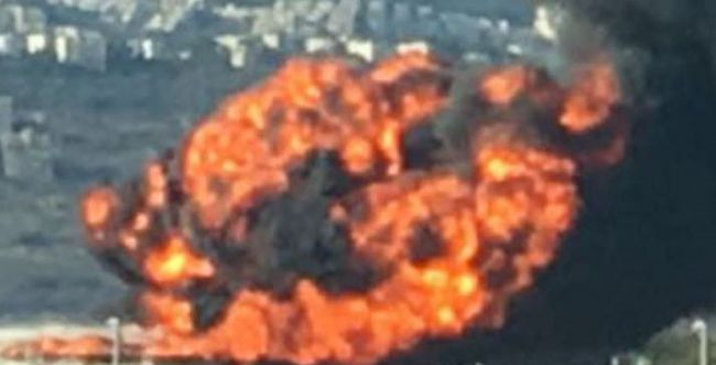 בעקבות השריפה: 1.2 מיליון שקל קנס לבתי הזיקוק