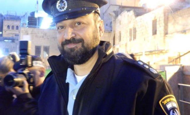 לראשונה: רב המשטרה בברכה לרגל הסילבסטר
