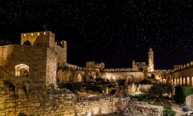 צאו לחגוג: אירועי חנוכה בירושלים והסביבה