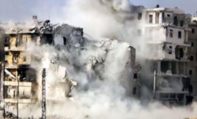 """הרצח בחאלב: אסור שנחשוב שזה """"סרט"""""""