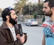 צפו: התגובה האמיתית של הערבים להעברת השגרירות