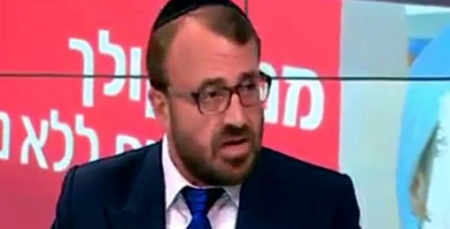 רבינוביץ' לבנט: חצוף ורשע, גנה את העבריינים הסרוגים