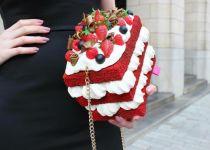 אופנה מעוררת תאבון: כשהאוכל הופך לאקססוריז