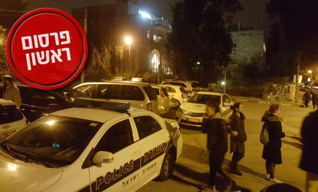 השוטרים הרסו את שבת הארגון של עזרא מרכז