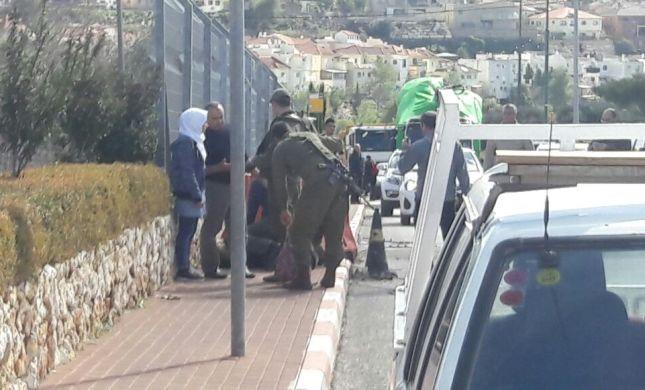 שני מחבלים נעצרו בכניסה לקרני שומרון