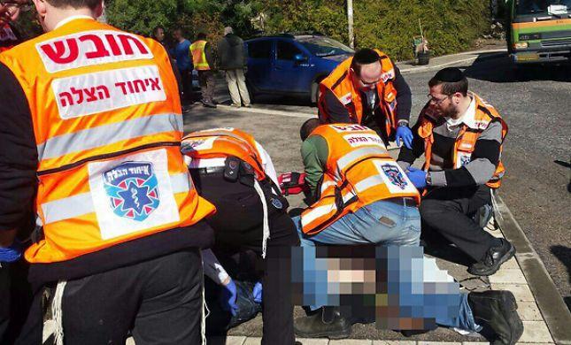 """נסיון חיסול הרב בחיפה: """"מדובר בטעות בזיהוי"""""""