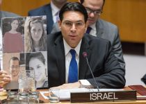 """המחאה של דנון במועצת הבטחון של האו""""ם"""