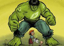 קריקטורה: חוק השקיות נכנס לתוקף