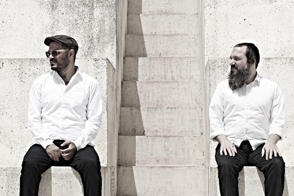 הופעה ב'גולה': להקת המדרגות