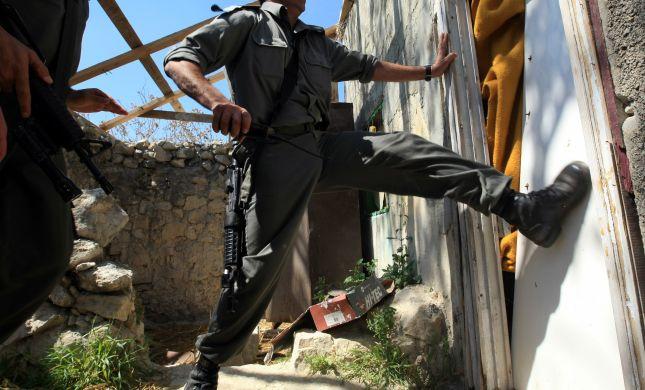 """השוטרים שפרצו למאחז הודו: """"לא היה לנו צו"""""""