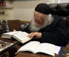 """עדות: ב-90 שניות סרק הרב קנייבסקי את כל ספרות חז""""ל"""