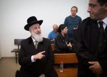הנואם המרכזי על כבוד הרבנות: הרב יונה מצגר