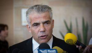 חדשות, חדשות פוליטי מדיני, מבזקים עיתונאי 'ישראל היום' מונה לדוברו של יאיר לפיד