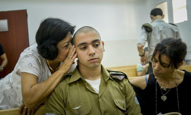 בית הדין הצבאי: אלאור אזריה הורשע בהריגה