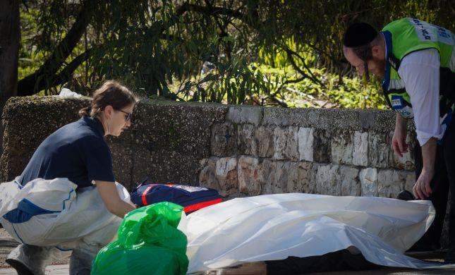 הותר לפרסום: הרצח בחיפה היה פיגוע