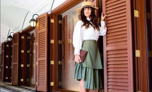 פאשנאינסטה: אופנה צנועה הישר מהונג קונג