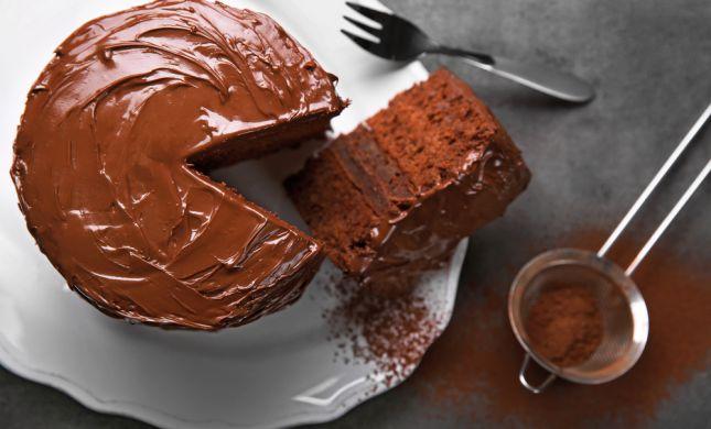 מתכון מהיר לשבת מתוקה : עוגת שוקולד
