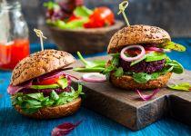 שני טבעוני: מתכון להמבורגר טבעוני