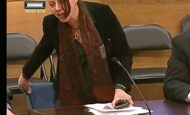 צפו: המילה שגרמה לאורלי לוי לנטוש את הדיון