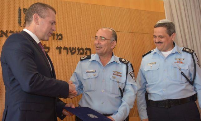 הניצב הסרוג מונה למפקד מחוז תל אביב