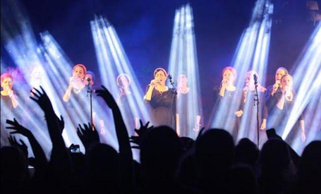 להקת הלל מופיעה ב'גולה'