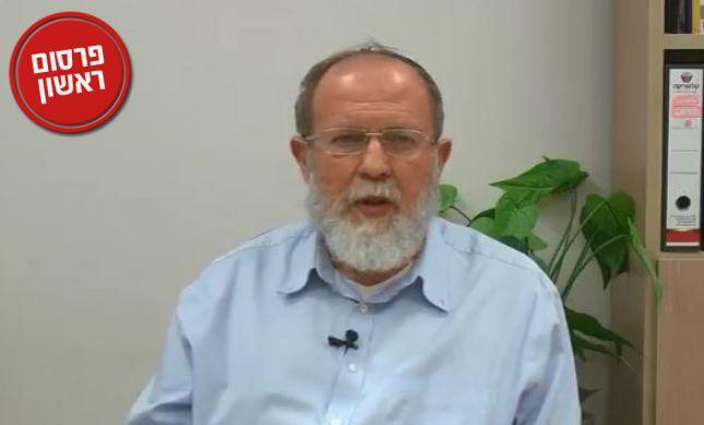 """חוזר לקלחת: הרב סדן פועל להקמת ממשלה עם רע""""מ"""
