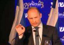 בנט מנפץ את כל המיתוסים על מדינה פלסטינית; צפו