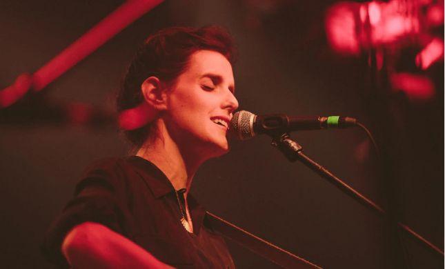 דניאלה ספקטור - מופע סולו ב'גולה'
