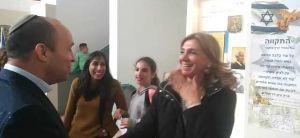 חדשות המגזר, חדשות קורה עכשיו במגזר צפו: כשבנט הפתיע את מנהלת בית הספר