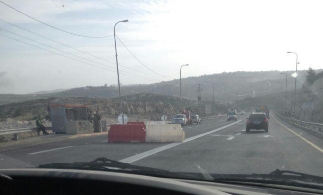 הריסת הבתים בעפרה: החל שלב חסימות הכבישים