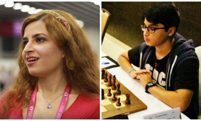 מרד השחמטאים האיראניים: משחקים עם האוייב הישראלי