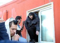 שידור חי: פינוי בית הכנסת בעמונה
