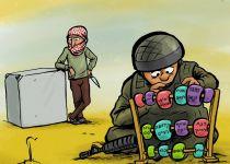 קריקטורה: גזר הדין של אלאור אזריה