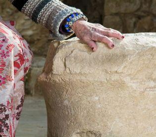 ארכיאולוגיה, טיולים נחשף בפקיעין: כתובות בעברית מתקופת התנאים