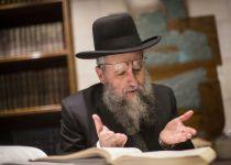 """שוב זעזוע בש""""ס: הרב דוד יוסף הדיח חבר מועצה"""