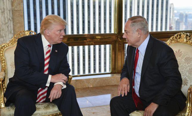 """טראמפ תוקף את ישראל: """"שתיקח את עצמה בידיים"""""""