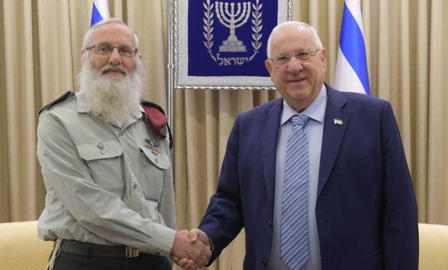 הרב קרים הושבע כחבר במועצת הרבנות הראשית