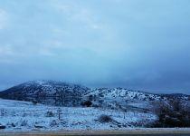 תיעוד: שלג בגולן ובגוש עציון; בירושלים ממתינים בציפייה