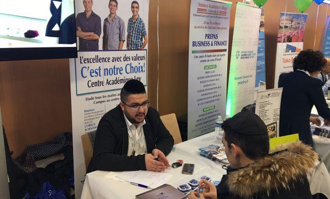 95% מהסטודנטים העולים במכון לב נשארים בישראל