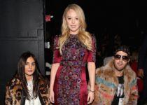 טיפאני טראמפ מככבת בשבוע האופנה בניו יורק