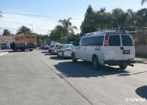 ניקוי כללי: המשטרה פשטה על העיר לוד
