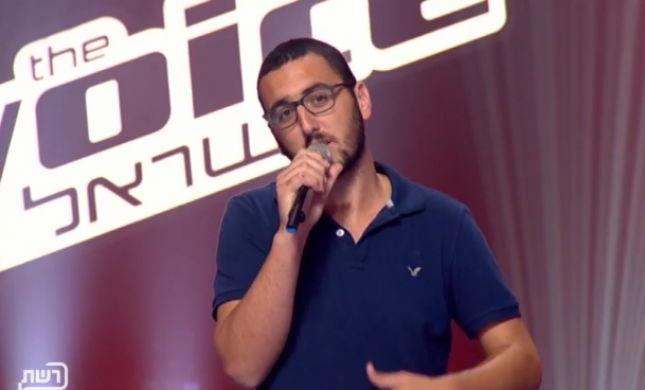 צפו: אלנתן שלום בשיר על כוכבת המגילה