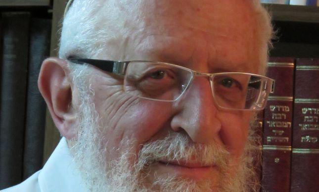 חוק הגיור: הרב רוזן התפטר מנשיאות הבית היהודי