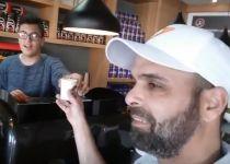 צפו: עזרי טובי משיב למגיש הטלויזיה השמאלני