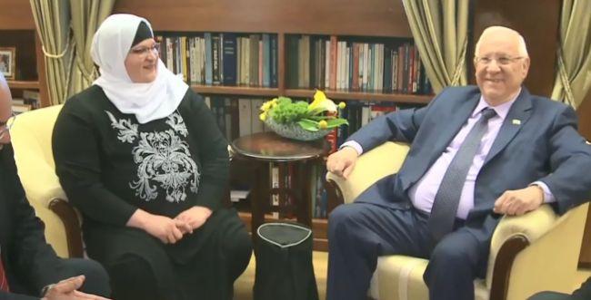 צפו: המורה מטייבה והנשיא רבלין במחרוזת פורים