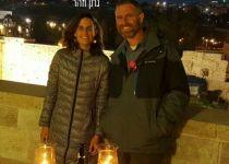 כשנה לאחר רצח אשתו: נתן מאיר התארס